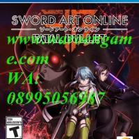 PS4 Sword Art Online: Fatal Bullet (R3 / Reg 3 / English, PS4 Game)