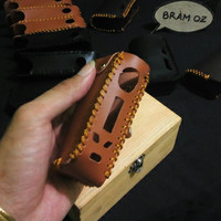 sleeve case untuk mod smoant charon tc full brown