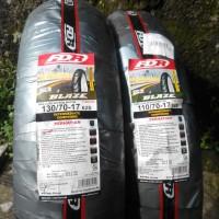 Ban Supermoto FDR Blaze 17 - 110 & 130 KLX 150 Dtracker Depan Belakang