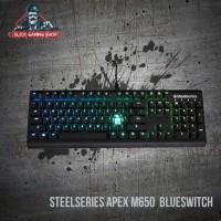 Steelseries Apex M650 RGB Blackcase Blueswitch Fullsize