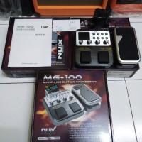 Efek Gitar nux MG-100 digital