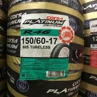 BAN LUAR CORSA PLATINUM R46 150/60-17