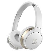Audio Technica ATH-AR3BT Wireless Headphones ORIGINAL - White