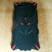 Vivo Y53 Y 53 Transformer Robot Shock Armor Soft Case Back Casing
