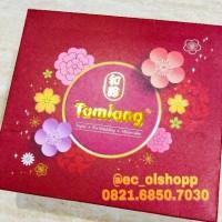 Kue Kacang Hitam Merah Tausa (O Tau Sa Pia) - Bapia Tamiang Medan