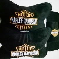 Bantal Mobil 2 in 1 Harley Davidson