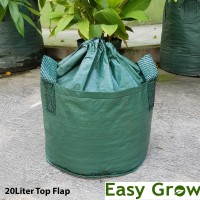 Planterbag 20 Liter Top Flap - Hijau