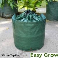 Planterbag 35 Liter Top Flap - Hijau