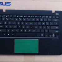 Keyboard frame case casing Asus x200 x200m x200ca x200ma original 100%