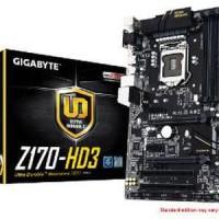 Gigabyte GA-Z170-HD3 (LGA1151, Z170, DDR4) Diskon