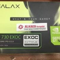 GALAX nVidia Geforce GT 730 1GB DDR5 64 Bit Limited