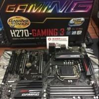Gigabyte GA-H270-Gaming 3 Socket 1151 Limited