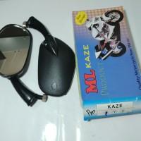 Spion Model Kaze Untuk Semua Motor Honda Supra Beat Vario Karisma DLL
