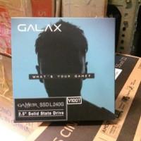 GALAX SSD GAMER L Series V100T 240GB (R:560MB/s W:500MB/s)