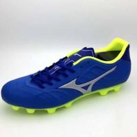 Sepatu Bola Mizuno Original Rebula V3 Strong Blue P1GA188503 BNIB