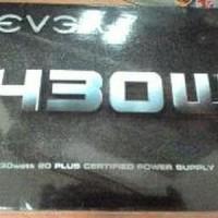 Power Supply EVGA 430 watt  80+ Limited
