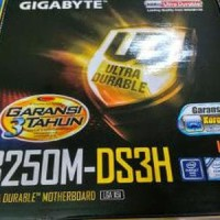 GIGABYTE GA-B250M-DS3H Berkualitas