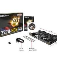 GIGABYTE GA - Z270 - HD3 Socket 1151 Diskon