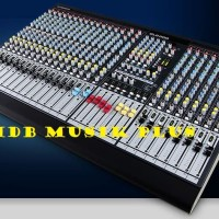 Mixer Allen Heath Gl2400 / Gl 2400 24 Channel Original