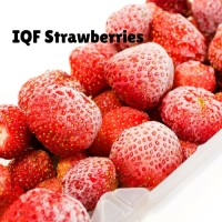 Iqf strawberry/frozen strawberry/stroberi beku/frozen fruits 250gr