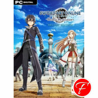 SWORD ART ONLINE HOLLOW REALIZATION DULUXE EDITION- GAME PC