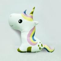 Boneka Plushie Unicorn Series - Unicorn Sit Large