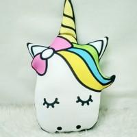 Boneka Plushie Unicorn - Unicorn Face Xtra Large