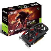 ASUS GTX 1050 Ti OC CERBERUS 4GB DDR5 - DUAL FAN