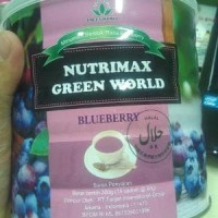 NUTRIMAX GREEN WORLD Diskon