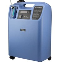 Oxygen Concentrator for 24 Hour with Nebulizer
