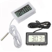 Digital Thermometer with Probe for Aquarium/ Alat Cek Suhu Air