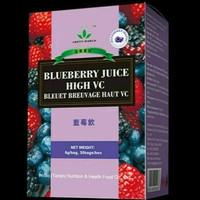 BLUEBERRY JUICE HIGH VC GREEN WORLD - OBAT ALERGI/ANTIOKSIDAN TINGGI