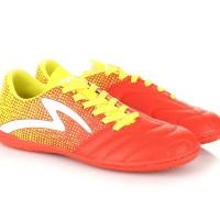 Sepatu Futsal Specs EQUINOX IN - Emperor Red/ Yellow/White