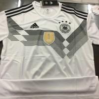 JERSEY BAJU BOLA JERMAN HOME WORLD CUP 2018 GRADE ORI MURAH