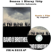 DVD Serial TV Band of Brothers 2001