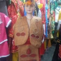 baju papua kulit kayu