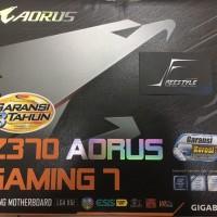 Gigabyte Z370 AORUS Gaming 7 Socket 1151 Coffelake Garansi Resmi NJT