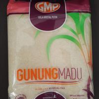 Gula Pasir GMP 1kg x 20 pack (karton, dus, murah, laris, manis 1 kg)