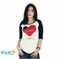 Baju Kaos /T-shirt Casual /Cauple /Wanita /Original Murah