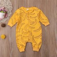 Jumper panjang banana | baju anak bayi import murah