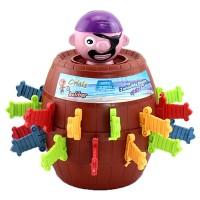 King Pirate Roulette Game Pirate Barrel Crazy Pirates Running Man Game