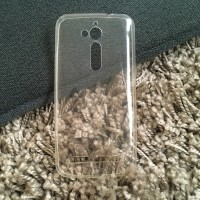 Zenfone Go 4.5 2016 Crystal Clear Softcase Jelly Transparan Anti Crack