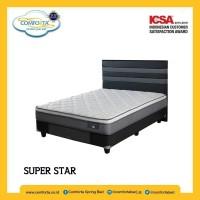 Matras Comforta Super Star 160 x 200 cm Khusus Surabaya Sekitar