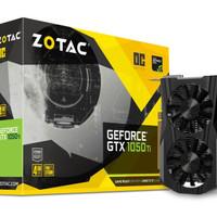 ZOTAC GeForce GTX 1050 Ti OC Edition 4 GB 128 Bit DDR5 - Dual Fan