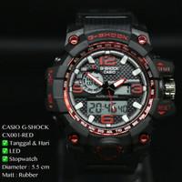 Jam Tangan Pria Cassio G shock premium rubber