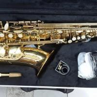 Saxophone Alto Ostrava gold
