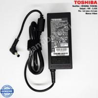 Adaptor Charger casan Laptop Toshiba 19V - 3.42A - ORIGINAL C800 C840
