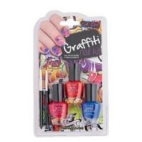 LA Girl Nail Art Design Kit Graffiti