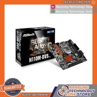 Motherboard ASROCK H110M-DVS R3.0 LGA 1151 DDR4