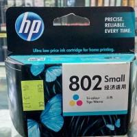 CARTRIDGE PRINTER HP 802 WARNA